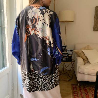 Kimono estampado