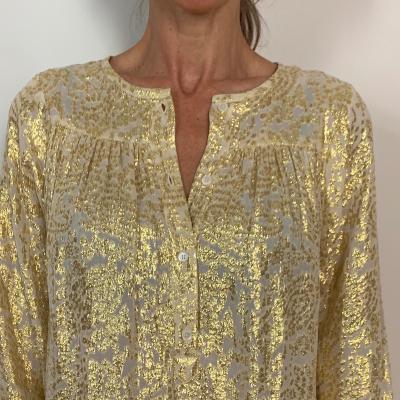 Camisa en seda