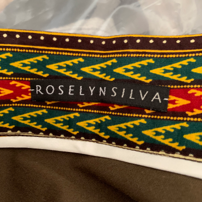 Falda algodón Masai