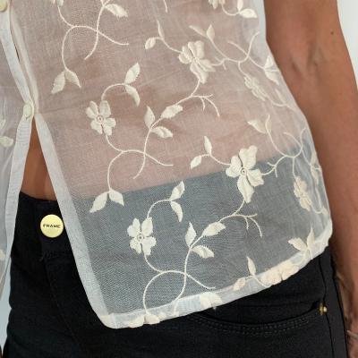 Camisa transparente Best for less