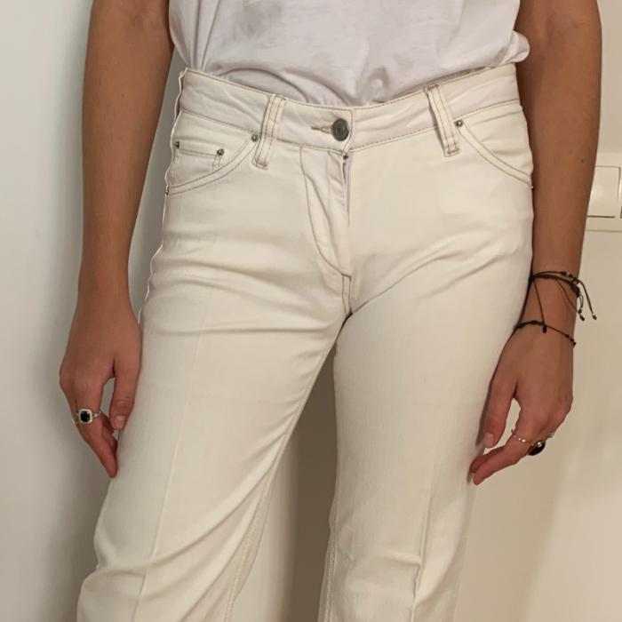 Vaquero blanco