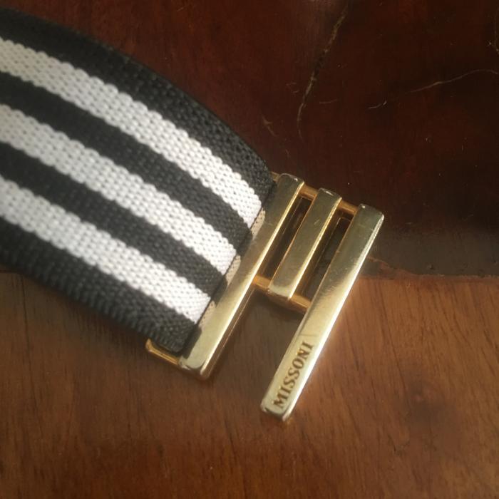 Cinturón elastico