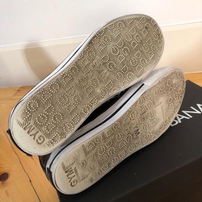 Zapatillas charol