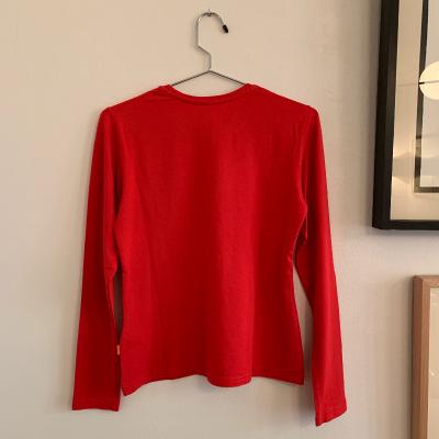 Camiseta roja Best for less