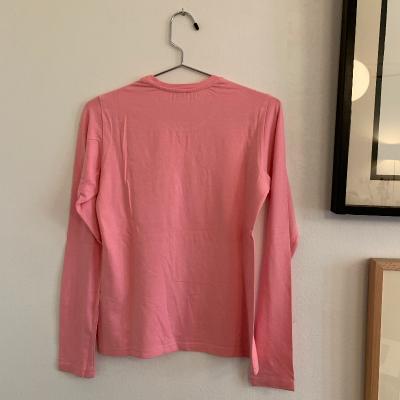 Camiseta rosa Best for less