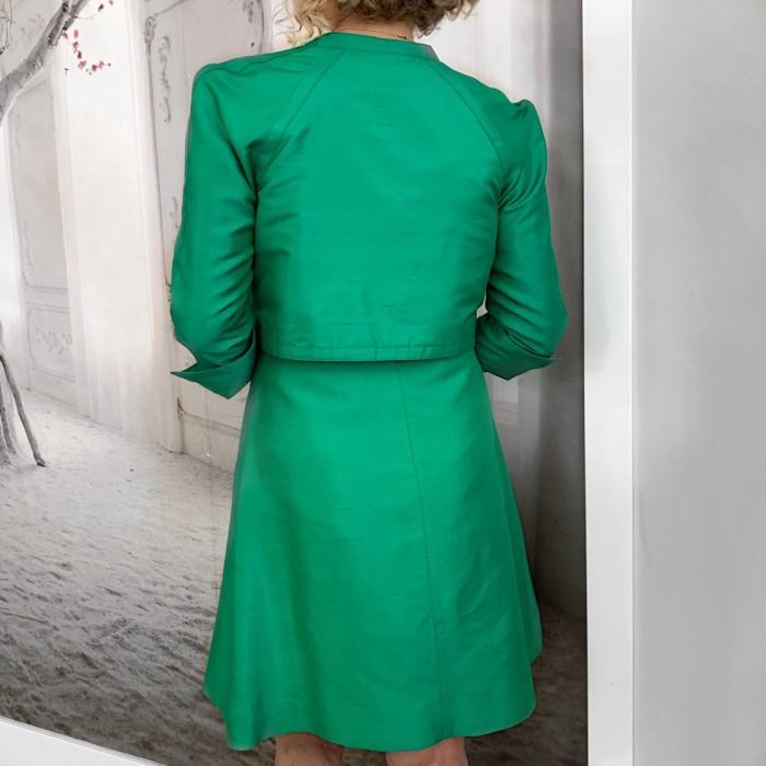 Total Look verde