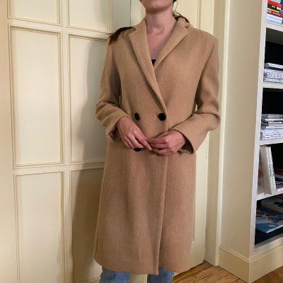 Abrigo beige Best for less