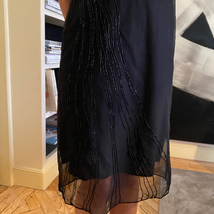 Vestido fiesta.