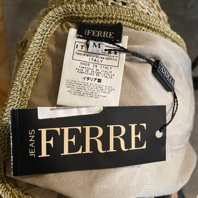 Falda Jean Franco Ferré