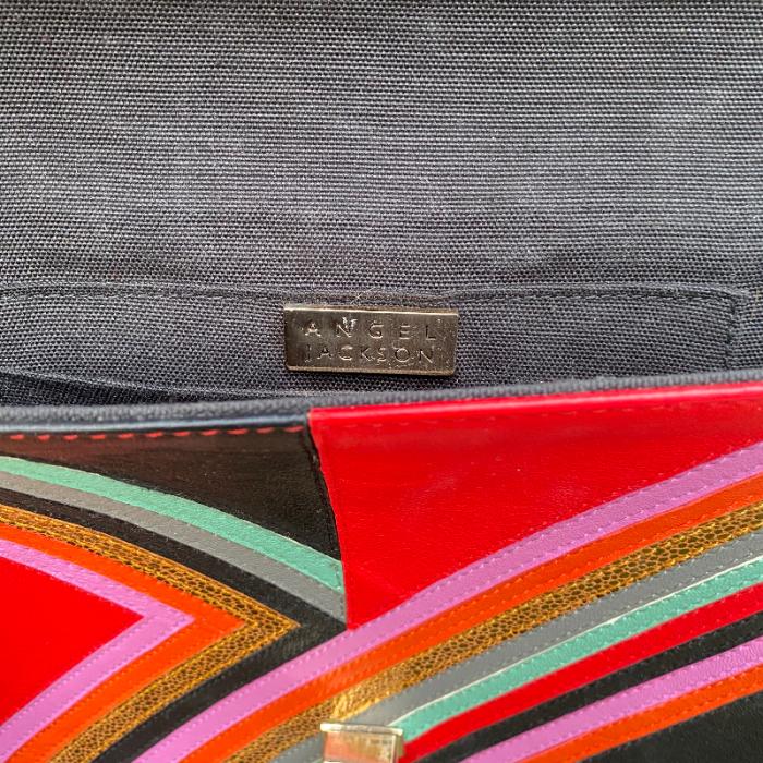 Bolso multicolor