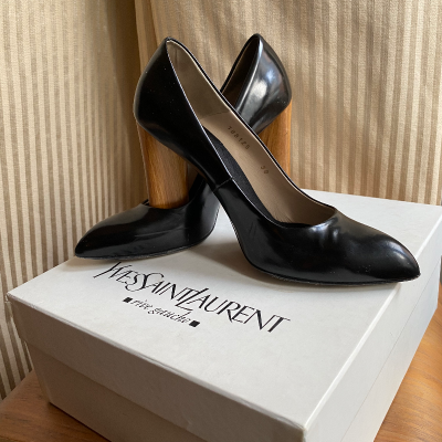 Zapatos tacón YSL Best for less