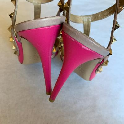 Stilettos Valentino Rosa
