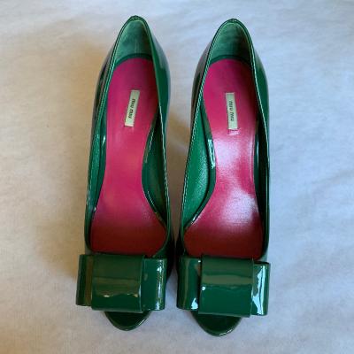 Zapatos charol MiuMiu Best for less