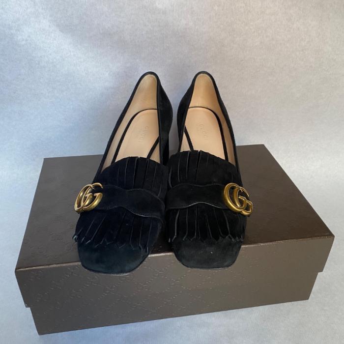 Zapato de tacón Gucci