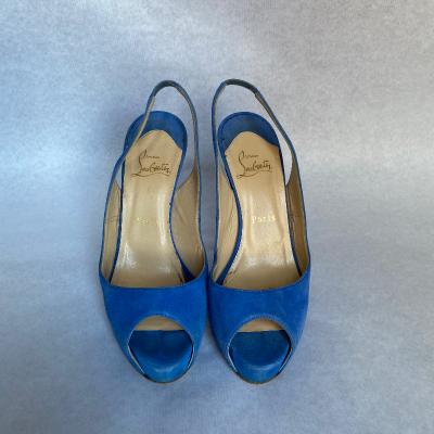 Zapato tacón Louboutin
