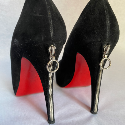 Zapato detalle cremallera Best for less