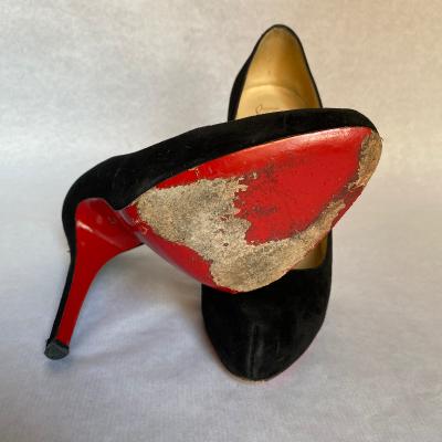 Zapato detalle cremallera