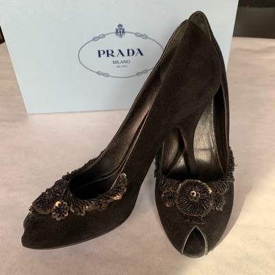 Peep-toes Prada