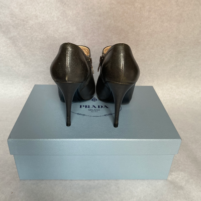 Botines negros Prada Best for less
