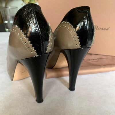 Peep-toes charol Best for less