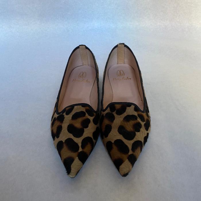 Bailarinas leopardo