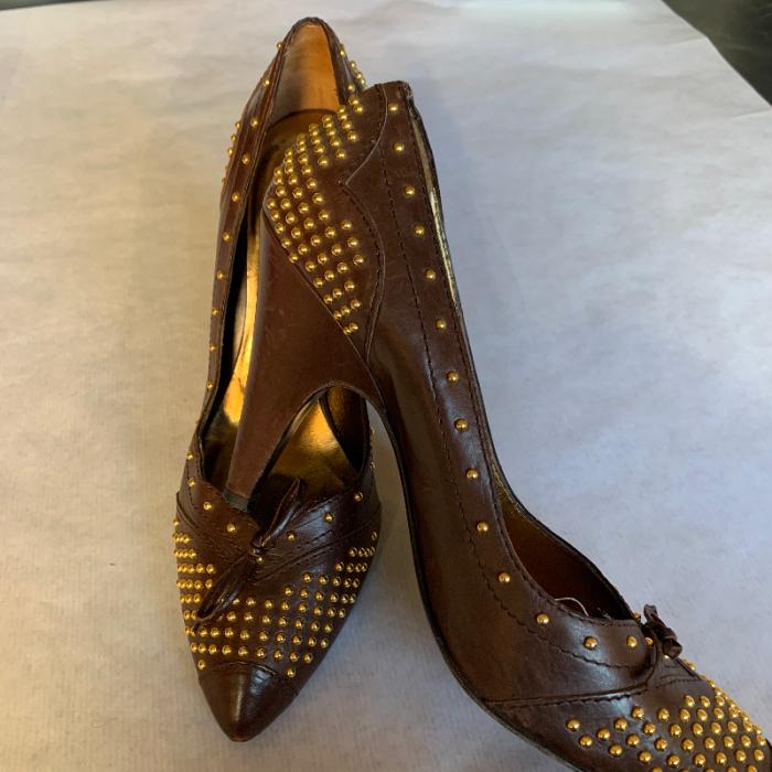 Zapatos tacón MiuMiu