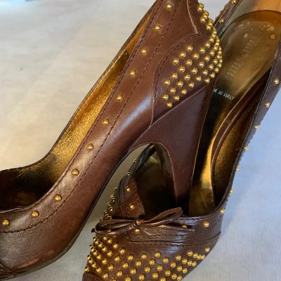 Zapatos tacón MiuMiu Best for less