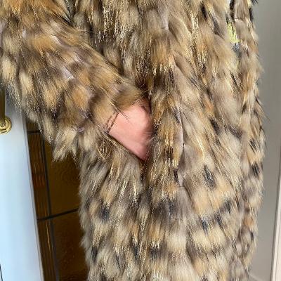Abrigo piel Best for less