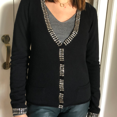 Chaqueta cashmere Best for less