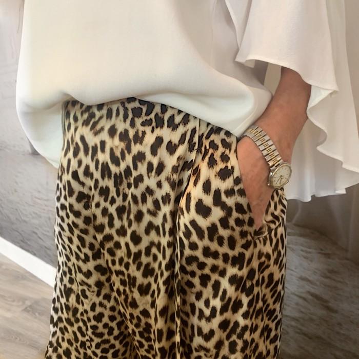 Pantalón animal print