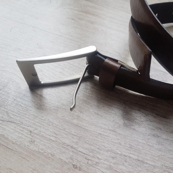 cinturon piel zara