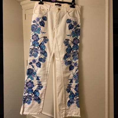 Pantalón de Flores Best for less