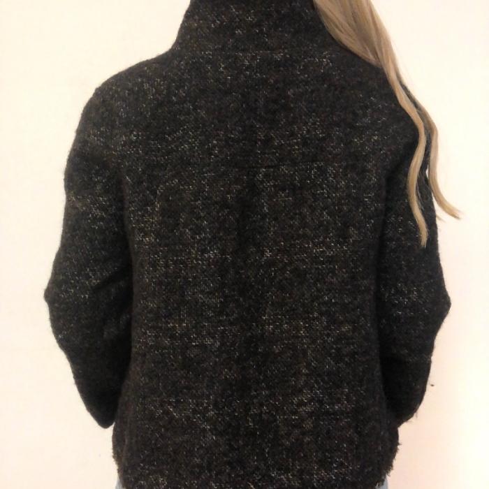 Chaquetón lana