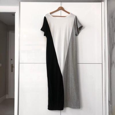 Vestido largo casual