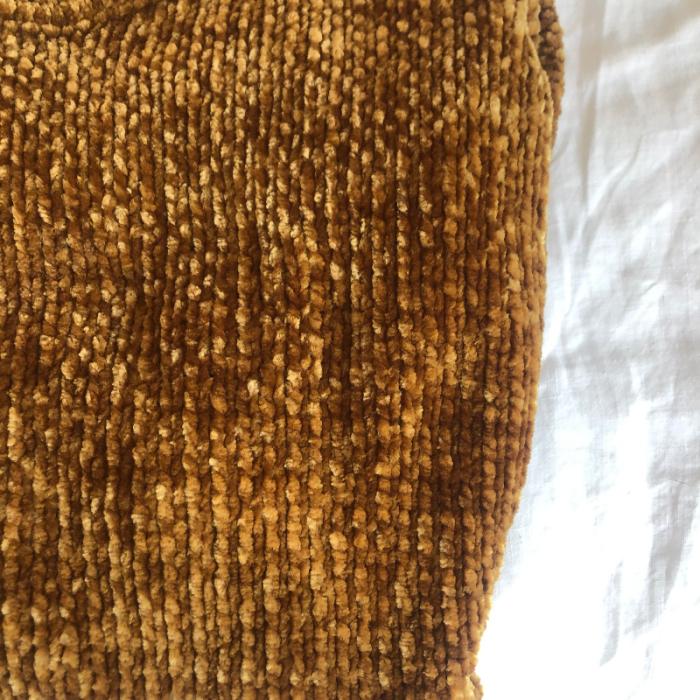 Jersey dorado zara