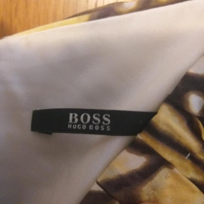 Vestido Hugo Boss