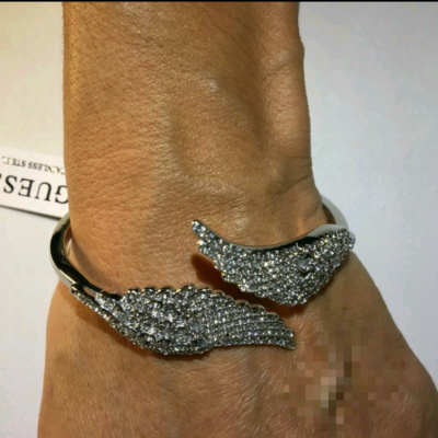 Brazalete alas con straaa Best for less