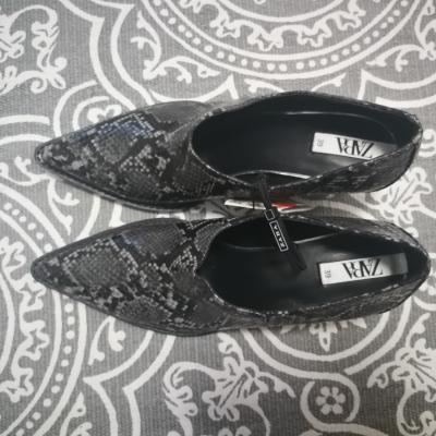 Zapatos de tacon  zara Best for less