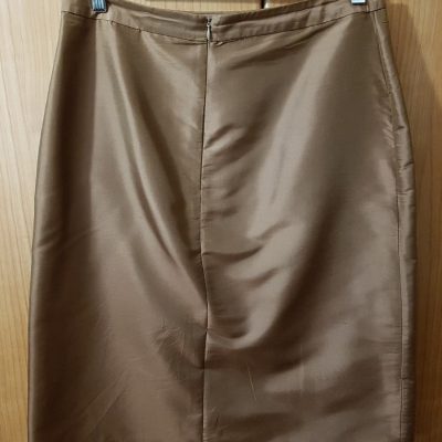 Falda bordados