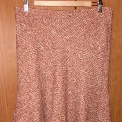 Falda tweed