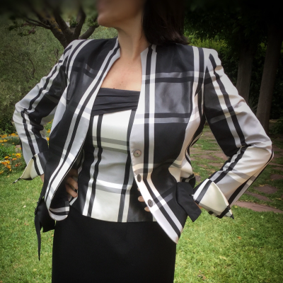 Chaqueta y top Best for less
