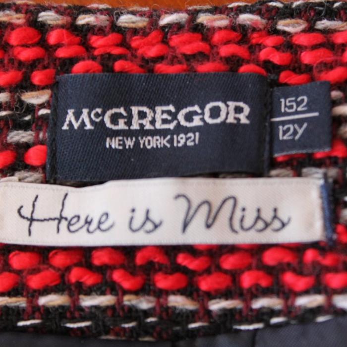 MC GREGOR - T. XXS