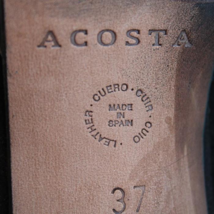 BOTINES ACOSTA - T.37