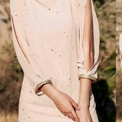 Vestido  nude Best for less