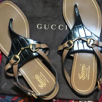 Sandalias Gucci Best for less