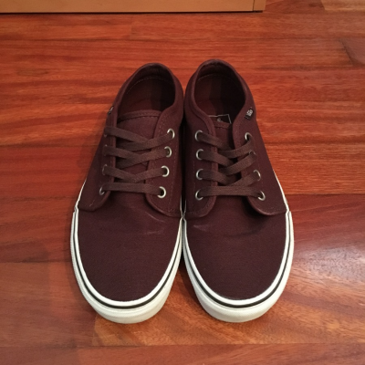 VANS VULCANIZED MARRONES Best for less